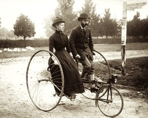 victorian tricycle